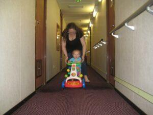 walker-corridore